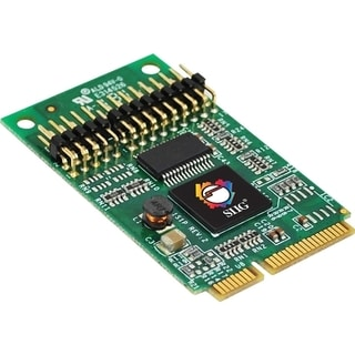 SIIG 1S1P Mini PCIe with 16950 UART
