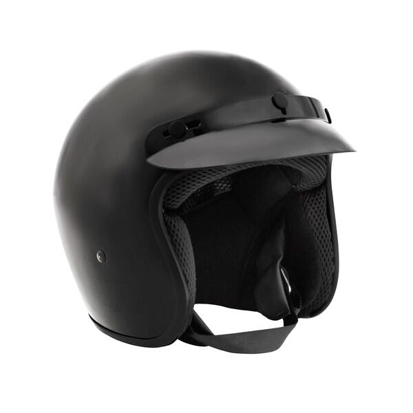 Fuel Helmets Open Face Helmet