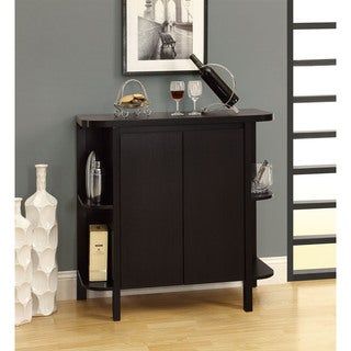 Cappuccino Bar Unit With Bottle/ Glass Storage