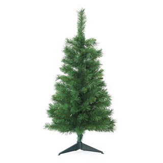 3' Artificial PVC Christmas Tree