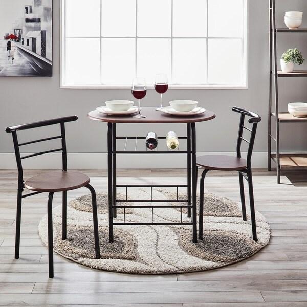 Simple Living 3-piece Bistro Set