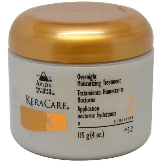 Avlon KeraCare Overnight Moisturizing Treatment