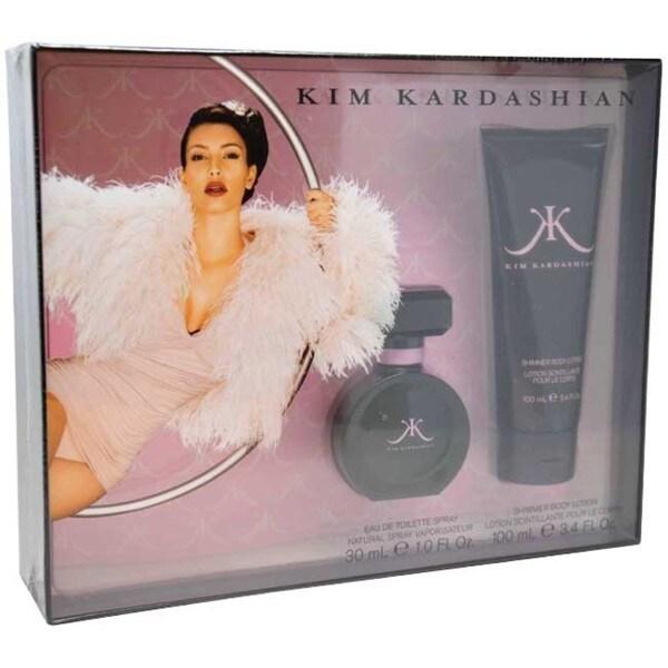 Kim Kardashian Women's 2-piece Gift Set