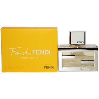 Fendi Fan di Fendi Women's 1-ounce Eau de Toilette Spray