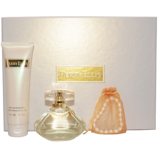 Perry Ellis 360 White Women's 3-piece Gift Set