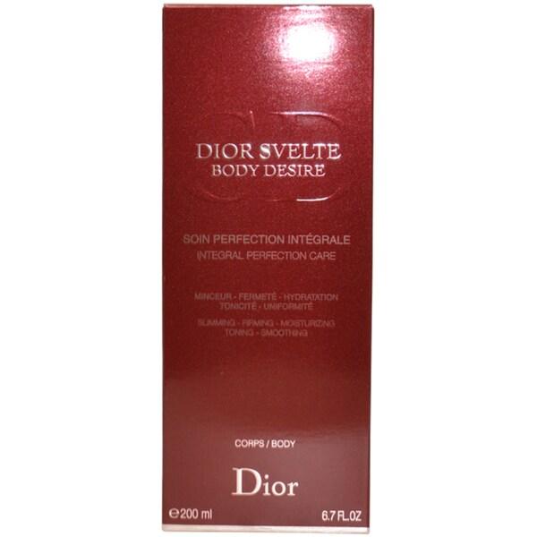 Dior Svelte Body Desire Integral Perfection Body Care