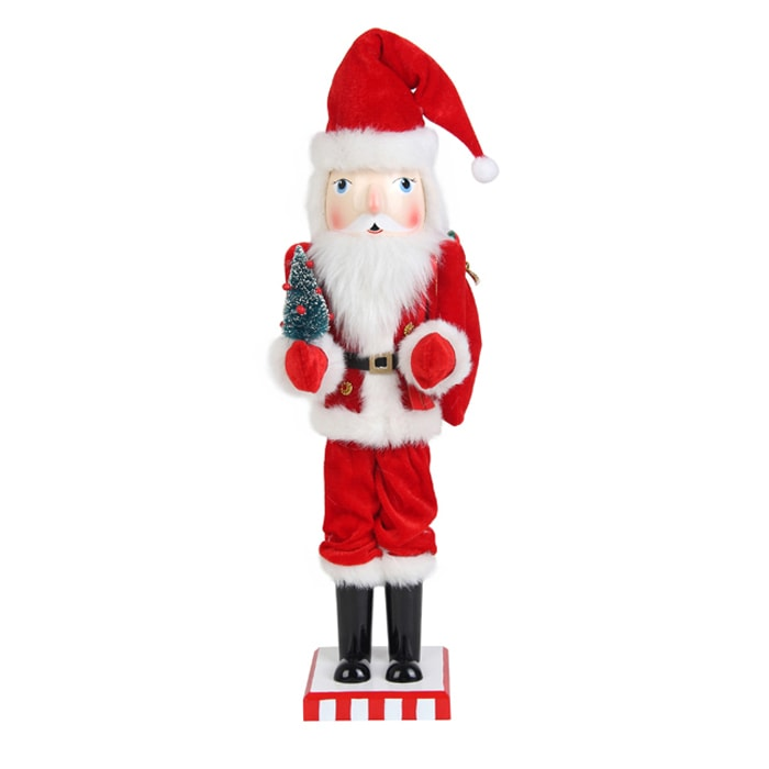 Santa Claus Nutcracker (18 inch)
