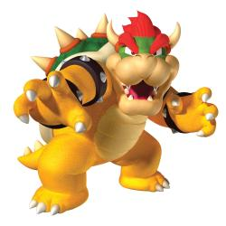 RoomMates Nintendo Bowser Peel and Stick Giant Wall Decal - Thumbnail 2