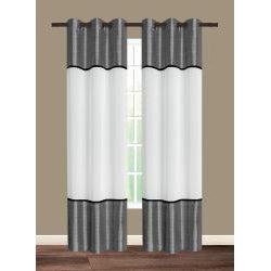 VCNY Mason 84 inch Grommet Panel - Thumbnail 1