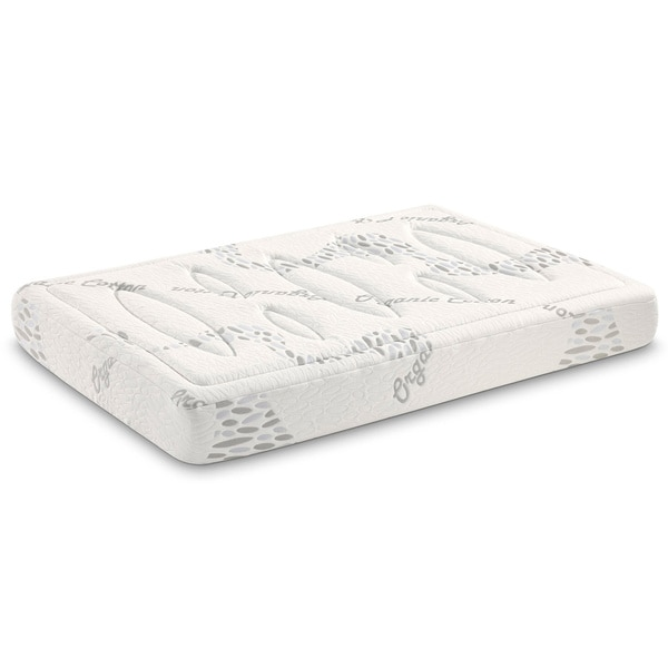 Tobia Tubes 7-zone 10-inch Twin XL-size Foam Mattress