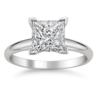 Montebello 14k White Gold 2ct TDW Princess Cut Solitaire Diamond Ring|https://ak1.ostkcdn.com/images/products/6814223/P14346690.jpg?_ostk_perf_=percv&impolicy=medium
