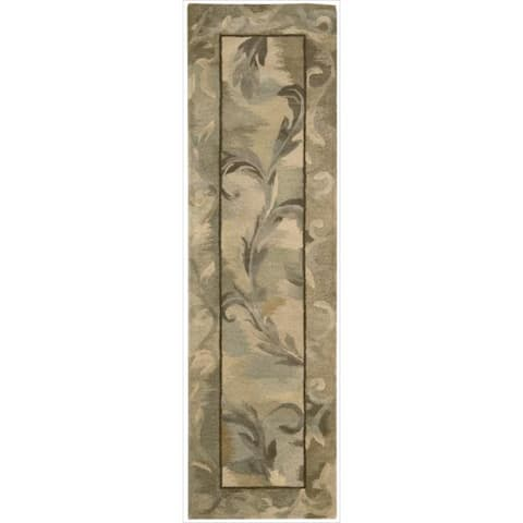 Nourison Reflections RF01 Hand-tufted Area Rug