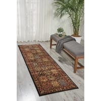 Nourison Persian Arts Multi Rug - 2'3 x 8'
