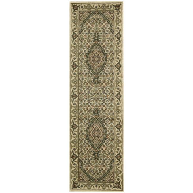 Nourison Persian Arts Ivory Rug (2'3 x 8')