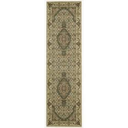 Nourison Persian Arts Ivory Rug - 2'3 x 8' - Thumbnail 0