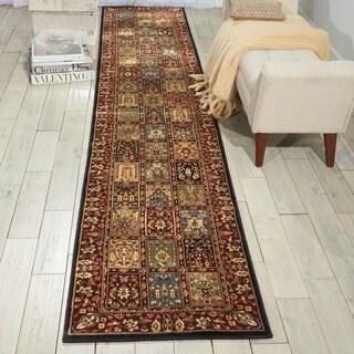 Nourison Persian Arts Multi Rug (2'3 x 12')
