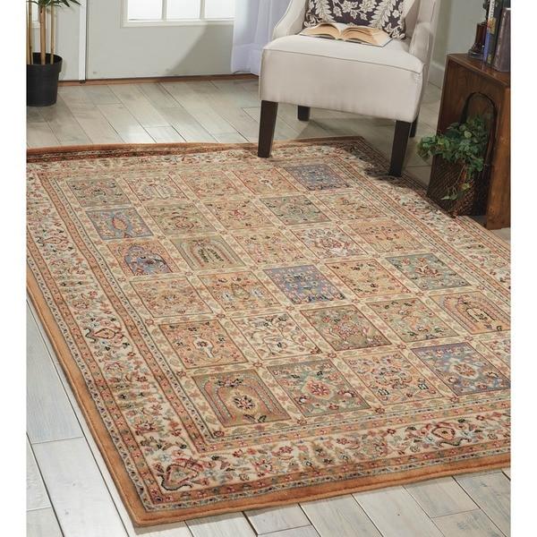 Nourison Persian Arts Beige Rug (3'6 x 5'6)