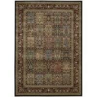 Nourison Persian Arts Multi Rug (3'6 x 5'6) - 3'6 x 5'6