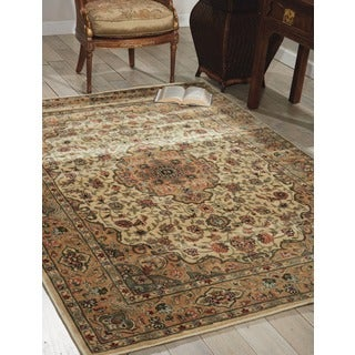 "Nourison Persian Arts Ivory Area Rug (3'6"" x 5'6"")"