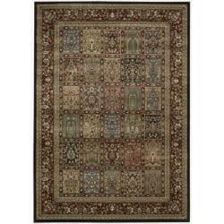 Nourison Persian Arts Multi Rug (5'3 x 7'5) - 5'3 x 7'5 - Thumbnail 0