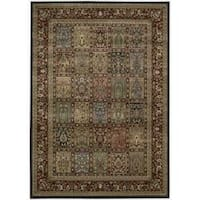 Nourison Persian Arts Multi Rug - 5'3 x 7'5