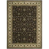Nourison Persian Arts Brown Area Rug - 9'6 x 13'
