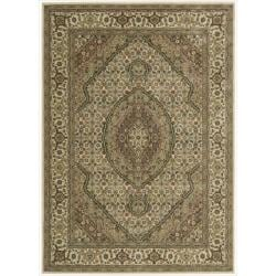 Nourison Persian Arts Ivory Rug - 9'6 x 13' - Thumbnail 0
