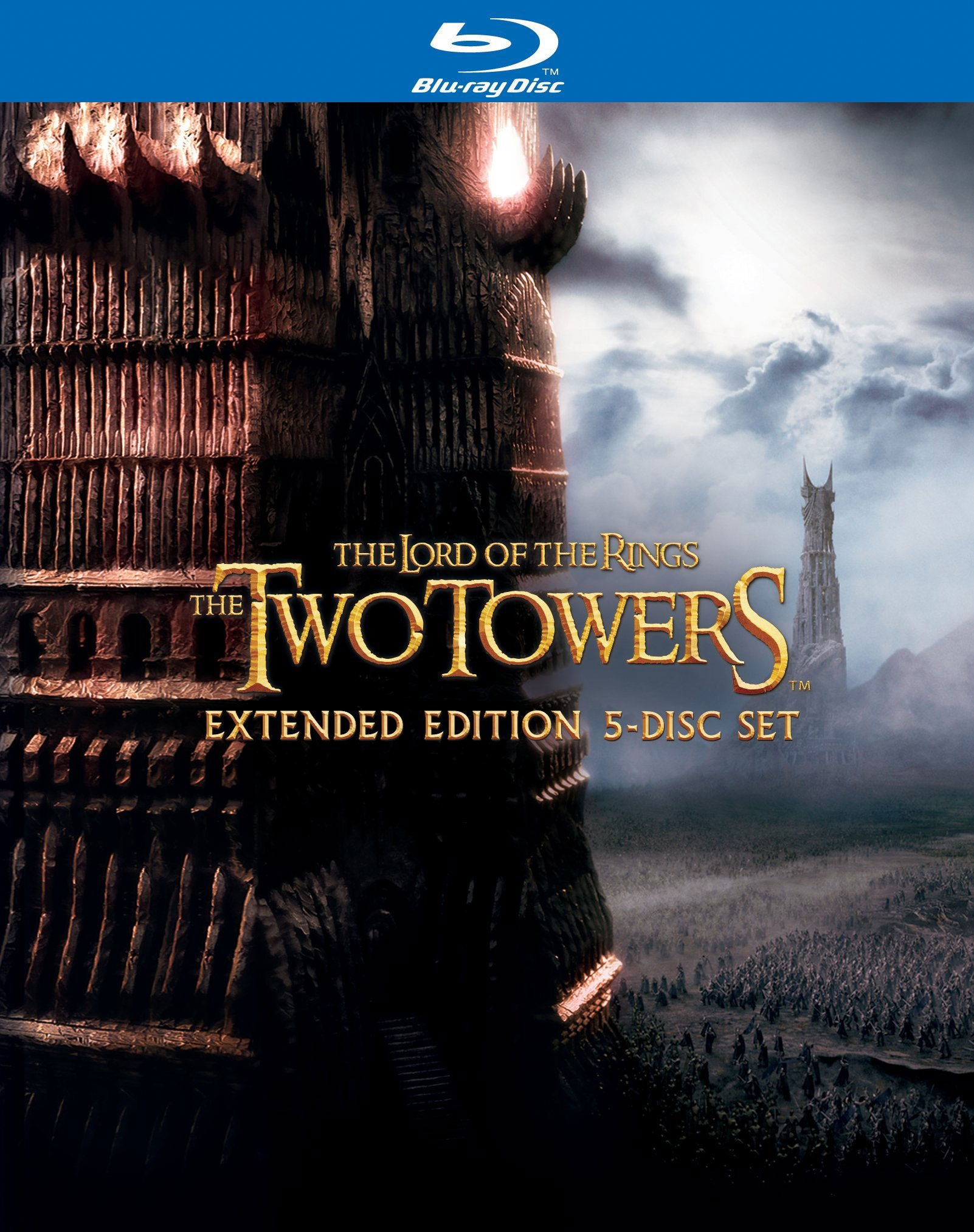 The Lord of the Rings: The Two Towers (Blu-ray Disc)