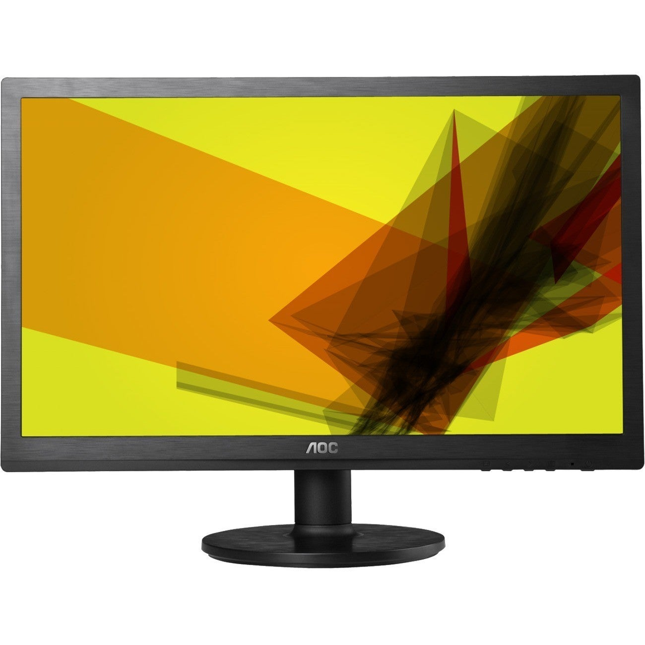 "AOC e2260Swda 21.5"" LED LCD Monitor - 16:9 - 5ms, Black, ..."