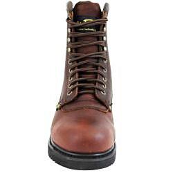 AdTec by Beston Men's Medium Steel Toe Work Boots - Thumbnail 2