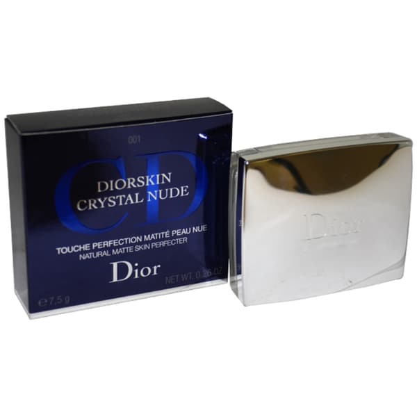 DiorSkin Crystal Nude Natural Matte Skin Perfecter Powder