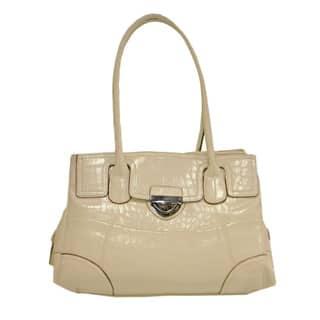 Bueno 'Ajla' Cream Shoulder Bag https://ak1.ostkcdn.com/images/products/6816581/P14348492.jpg?impolicy=medium