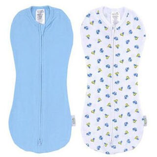 Summer Infant Cotton Swaddle Pod (Pack of 2) (2 options available)