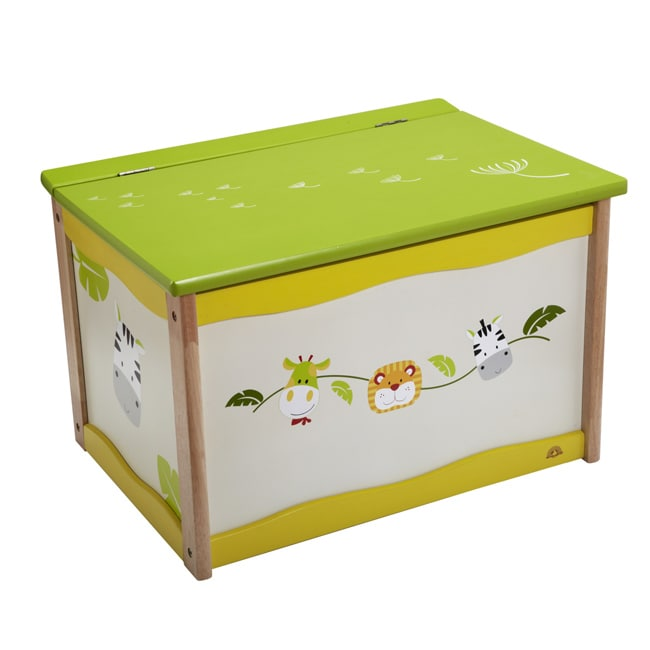 Shop Wonderworld Toys Safari Toy Chest Free Shipping