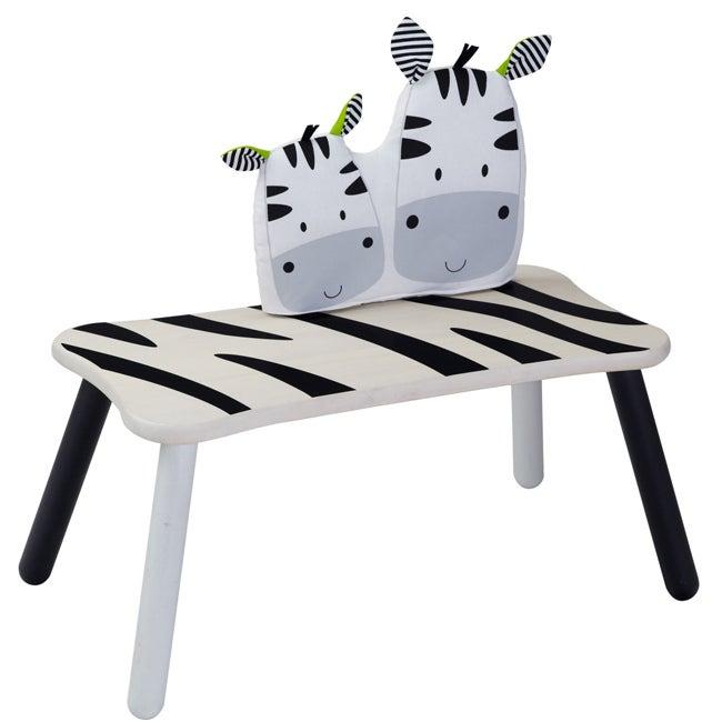 Wonderworld Toys Zebra Long Bench Free Shipping Today