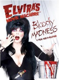 Elvira's Movie Macabre: Bloody Madness Multi-Feature (DVD)