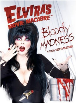Elvira's Movie Macabre: Bloody Madness Multi-Feature (DVD)