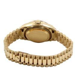 Pre-Owned Rolex Women's 18k Gold President Watch