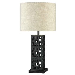 Kenroy 27-inch Oil-rubbed Bronze Table Lamp