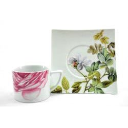 Summer Flowers Dinnerware Set (20 Pieces) - Thumbnail 2