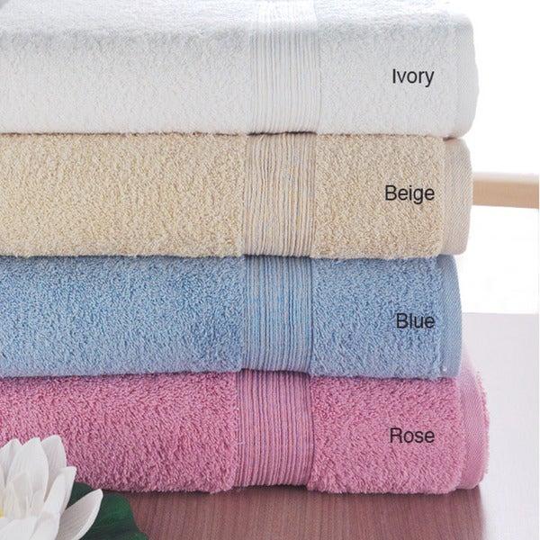 Salbakos Buesseto Turkish Cotton 6-piece Towel Set