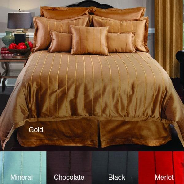 Grand Luxe Braxton 4-piece Comforter Set