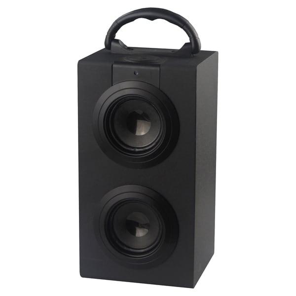 Supersonic 2.0 Speaker System - 6 W RMS - Wireless Speaker(s)