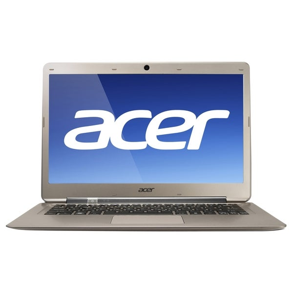 "Acer Aspire S3-391-73514G12add 13.3"" 16:9 Ultrabook - 1366 x 768 - In"