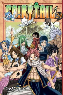 Fairy Tail 24 (Paperback)