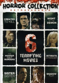 Horror Collection Extravaganza: 6 Terrifying Movies (DVD)