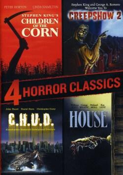 4 Horror Classics (DVD)