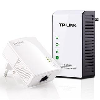 TP-LINK 300Mbps AV200 Wireless N Powerline Extender Starter Kit