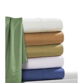 Egyptian Cotton Sateen 500 Thread Count Oversized Sheet or Pillowcase Separates