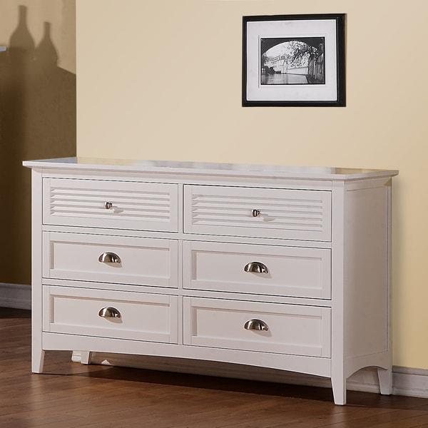 Medway White Dresser